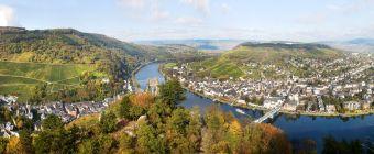 Panorama von Traben-Trarbach